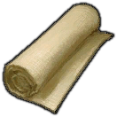 Undyed Woolen Cloth